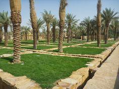 Al-Bujairy Development designed by Mk2 International Landscape Architects ~ Shapedscape ~ Landscape Architecture Matters