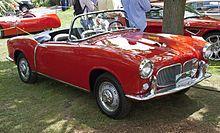 1956 Fiat Trasformabile (1200)