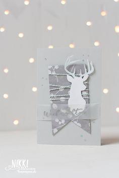 Weihnachts Kit Cards | Hansemann by Nikki Kehr Nimena #Card