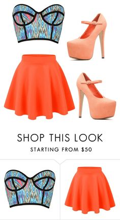 """Untitled #779"" by lelephant ❤ liked on Polyvore featuring Topshop"