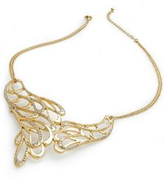 Pi Beta Phi angel wing necklace from Macys #piphi #pibetaphi