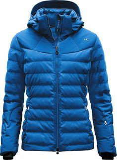 Kjus LADIES SNOWRAY JACKET - Malawi Blue Melange - Malawi Blue, 34 Mens  Fashion, bf347b4a7a