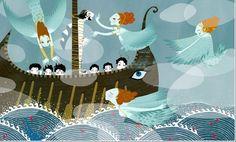 Charlotte Gastaut, Le grand voyage d' Ulysse