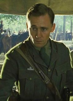 War Horse. Yes, I watched this movie for the 15 minuets you were in it...