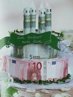 Castillo con dinero