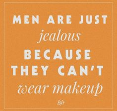 Do y'all agree?  Here's to us girls
