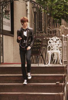 Boyfriend's Youngmin