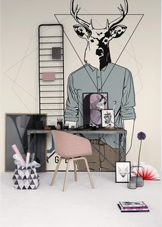Méchant Design: oh my deer...