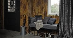 Nomad collection by Kobe Interior Design #SalonsInterija #Designer Fabrics & Wallcoverings, Upholstary Fabrics