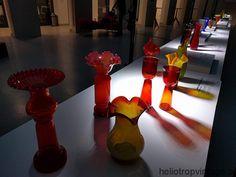 Lava Lamp, Table Lamp, Glass, Vintage, Polish, Home Decor, Porcelain Ceramics, Table Lamps, Vitreous Enamel