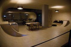 Gil Le Bon De Lapointe - Skate Study House, France