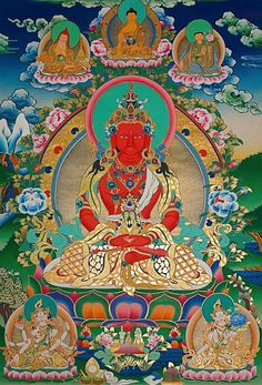 Amitabha, Buddha of Long Life