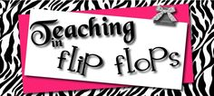 Teaching Blog with tons of zebra and polka dot downloads for the classroom!