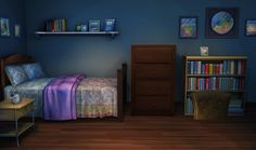 bedroom anime episode night backgrounds aesthetic scenery philadelphia int ruokavalikko morning interactive animation rooms cenario fundo wallpapers