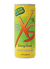 XS® Energy Drink Electric Lemon Blast