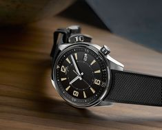 Jaeger-LeCoultre Polaris Date - reclining