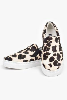 Ava VIII - Chalk Leopard Pony - Superette | Your Fashion Destination.