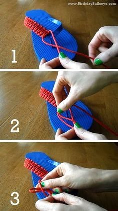 diy flip flops, diy birthday gifts, birthday gifts for men