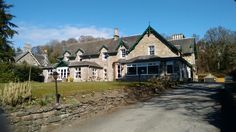 Westlands hotel in pitlochry fab place to stay