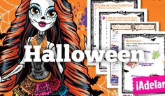 Kit de fiesta para Halloween de Monster High