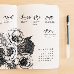 Here's the second half of my weekly! I have really loved having such a contrast of black and white and loved these flowers. Happy weekend…