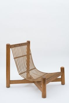 Charlotte Perriand, Low Chair, c. Charlotte Perriand, Low Chair, c.