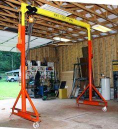 gantry crane plans - photo #41