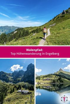 Engelberg, Wanderlust, Alps, Switzerland, Hiking, Mountains, Places, Nature, Travelling