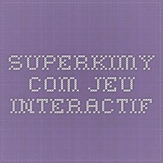 superkimy.com jeu interactif