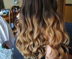 ombre on We Heart It