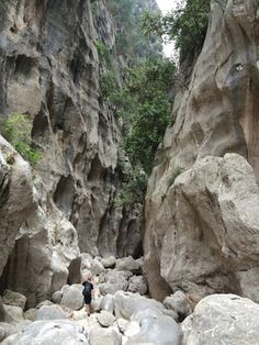 Bucketlist Item! Hiking Mallorca's Torrent de Pareis - If you're visiting…