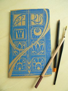 TARDIS notebook on Etsy