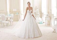 Wedding Dress Nicole - Collection NICOLE 2015