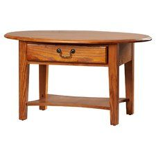 Apple Valley Oval Coffee Table