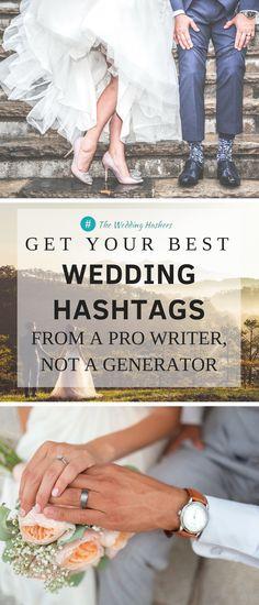 Wedding Hashtag Generator - Still Need A Wedding Hashtag? We Got You!
