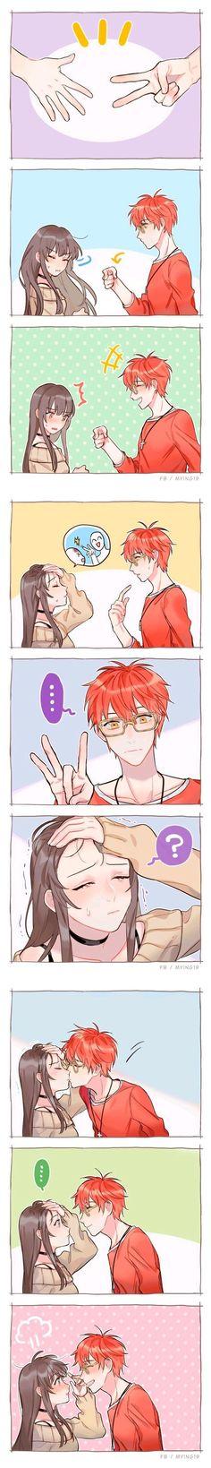 20 Ideas Memes Anime Manga Life For 2019 Anime Love Couple, Manga Couple, Anime Couples Manga, Anime Guys, Manga Anime, Anime Couples Cuddling, Anime Amor, Anime Lindo, Cute Couple Comics