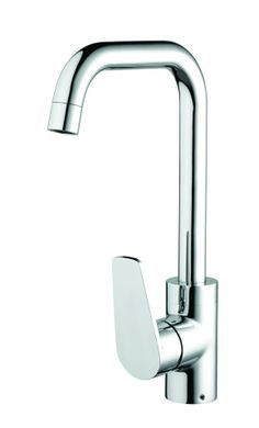 Blueberry Easy Fit Monobloc Sink Mixer Chrome | Contemporary Blueberry Kitchen Taps | Mixer taps | Bristan