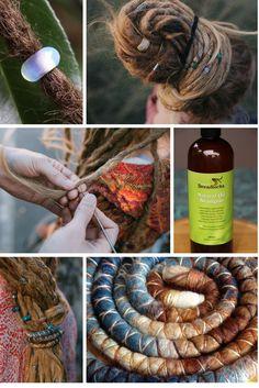 Mountain Dreads - Dreadlock Beads - Natural Dread Care - Dreadlock Accessories. mountaindreads.com Dreadlock Hairstyles.
