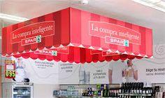 Resultado de imagen de elementos decorativos supermercados