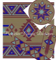 Ravelry - Mochila Pattern - Tapestry Crochet - Indigena - Projeto Gaya Design