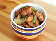 My Kitchen Snippets: Kam Heong Chicken/Fragrant Chicken