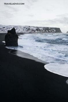 I'm always a fan of black sand beaches. But, the black sand beach in Iceland is more attractive and stunning compared with others. I know white sand beaches are nice as well. But the black sand beach in Iceland is magical. On the other hand, the beaches in Iceland become very cold and dangerous sometimes. But, the unique beauty of those beaches beats all those negative points. So, I suggest you not miss this Game of Thrones filming location while you are on tour there. Pacific Coast Highway, Countries To Visit, Photos Voyages, Blog Voyage, Roadtrip, Landscape Photos, Cool Places To Visit, Land Scape, Strand