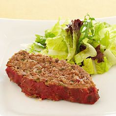 Meatloaf - FamilyCircle.com