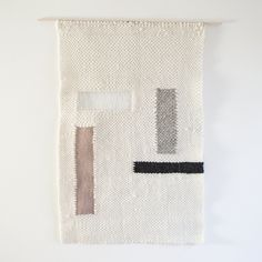 four elements | Alessandra Tacciawoven by hand with needlenatural fibres - 72x40 cm Please note, in order to avoid a postage over-charge, the shipping price will be calculated after the purchase