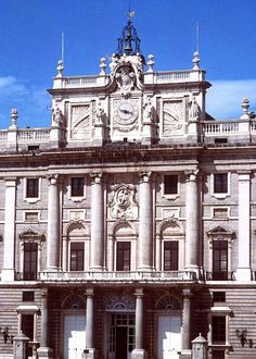 THE PALACE  Palacio Real de Madrid, of The Kings of Spain