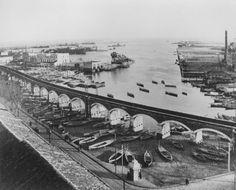 catania - archi della marina - porto da duomo