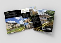 Vision & Beyond Brochure Ppt Design, Polaroid Film, Studio, Studios
