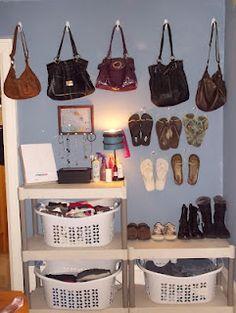 The Thriftiness Miss: organizing