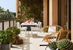 Casa di design anni 70: un appartamento mozzafiato a Monaco - Elle Decor Italia