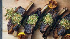 Bon Apetite Slow-Cooked Short Ribs with Gremolata Recipe | Bon Appetit